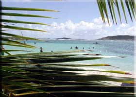 Arty view of Galion Beach St Martin Beaches St Maarten Beaches Sint Maarten Beaches Saint Martin Beaches